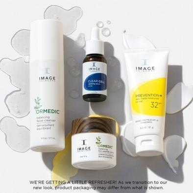 OILY SKIN & OIL CONTROL SET (35%0ff can not be combined with discount code)