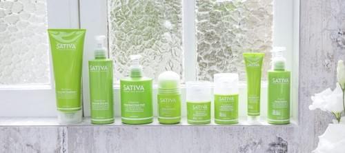Linea Completa de Sativa 9 Productos Aceite de Semilla de Cañamo Organico USD