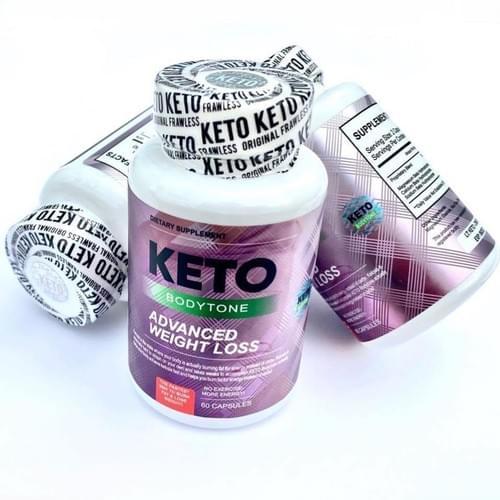 Keto Body Tone Original Cetosis Avanzada Tonifica Tu Cuerpo 60 Càpsulas 800 mg
