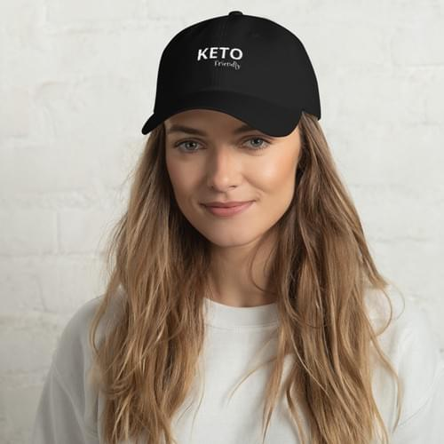 Keto Gorra Amigable Con Tu Salud, Keto Friendly Unisex