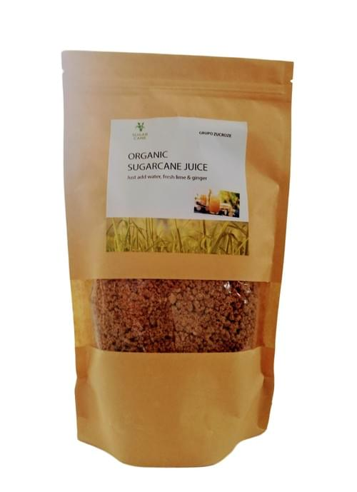 Organic  Sugarcane Juice Powder Sugar Cane Tea by case 12 bags 1 lb each