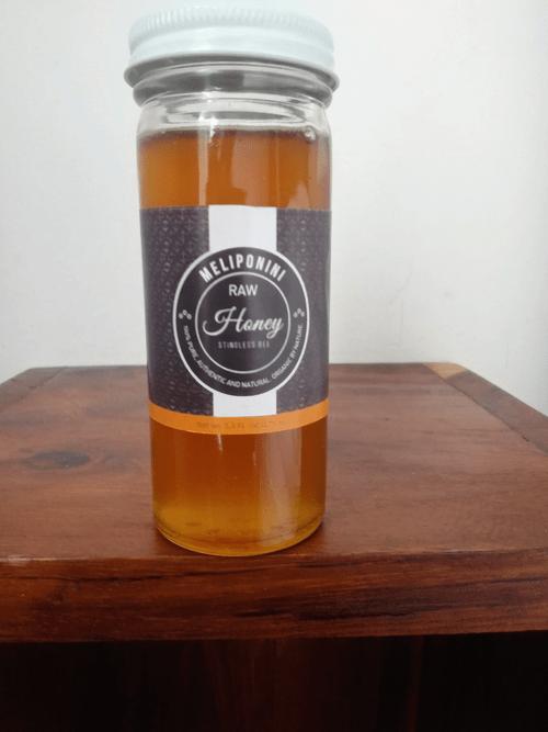 Melipona Beecheii Bee Honey Amber Gift 6 bottles 5.2 fl.oz each from $33.74 dlls jar