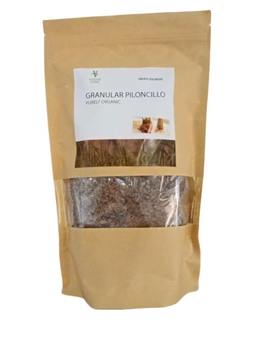 Granulated Piloncillo Moistened Regular Grain100% Cane Juice Kosher Certified sold by case 25 lbs