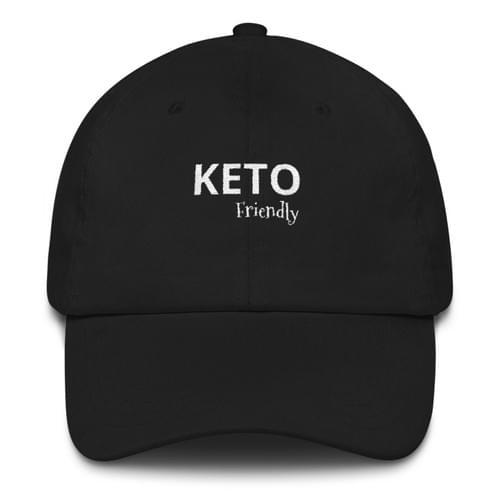 Keto Gorra Amigable Con Tu Salud, Keto Friendly Unisex