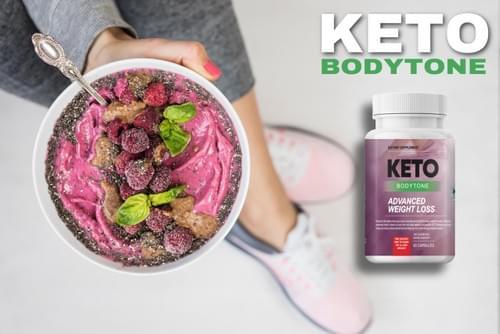 Keto Body Tone Original Beta-hidroxibutirato Frasco de energía avanzada 60 Capsulas