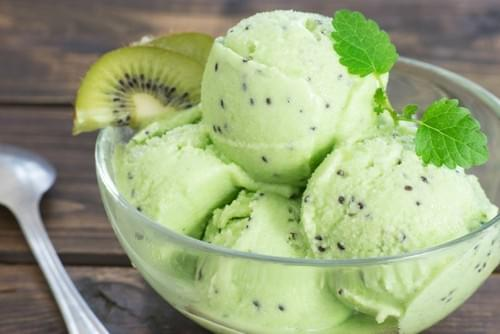 KIWI FRUIT KIWI NICE CREAM