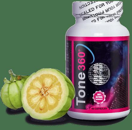 Tone 360 poderosa formula demoledora de grasa y ganadora de músculo 60 Comprimidos