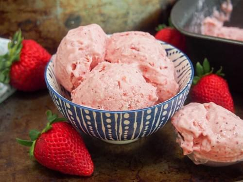 STRAWBERRY FRESA NICE CREAM