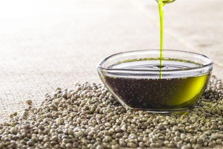Aceite de Semilla de Cáñamo Organico CBD sin THC 500mg Frasco 30 ml MN