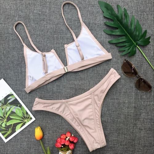 Brazilian 2019 Push Up Sexy Bikini Set