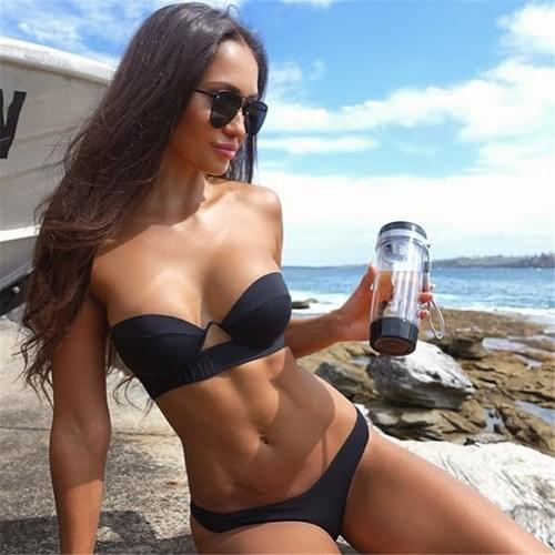 Brazilian Sexy Bikini Beach Body Girl Set 2020