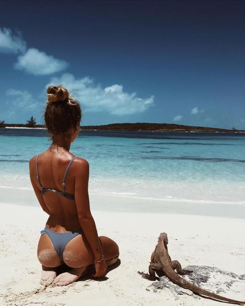 Sexy Brazilian Bikini Beach Body Girl Set