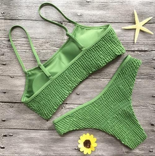 Sexy Bikini Brazilian Style Beach Body Set