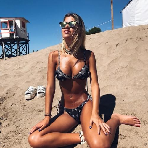 Brazilian Sexy Bikini Beach Body 2019 Girl Set