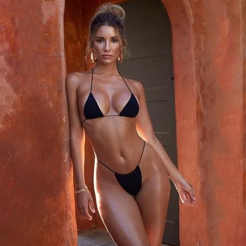 Brazilian Sexy Bikini Push-Up Female Beach Set