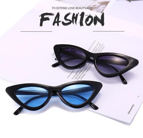 Cat Eye Sunglasses High Quality Fashion Designer Brand Luxury