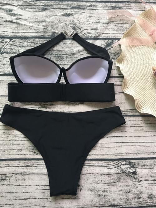 Brazilian Sexy Bikini Beach Body Girl Set 2020