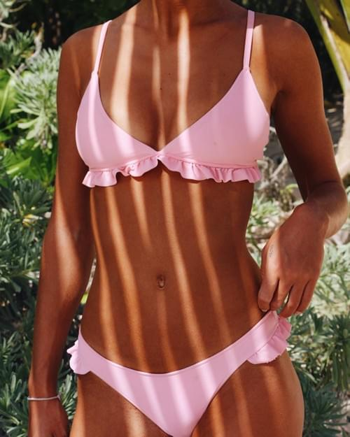 Brazilian Sexy Beachwear Bikini Body Girl Set