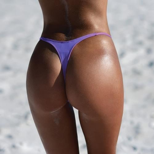 Sexy Tiny Brazilian Bikini Bottom G-string Briefs 2019