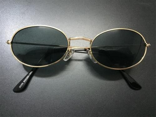Cute Sexy Retro Oval Sunglasses Women Famous Brand