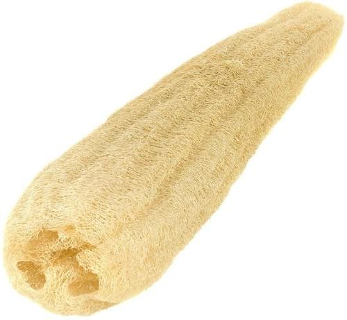 "Luffa Spone Exfoliate 100% Natural 11"" to 30"" Long-Diameter: 4-6 cm Order by Case 20 Pieces"