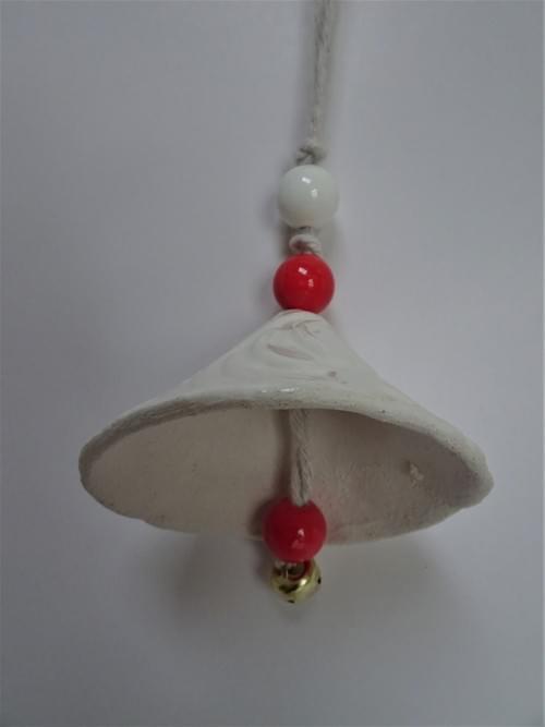 Small shiny bell