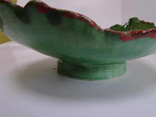 Bergenia leaf dish