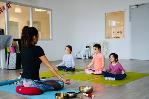 Abonnement Yoga kids : Février au 3 juillet 2021