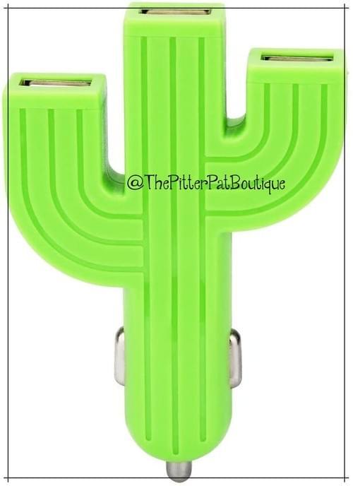 Cactus USB Car Charger