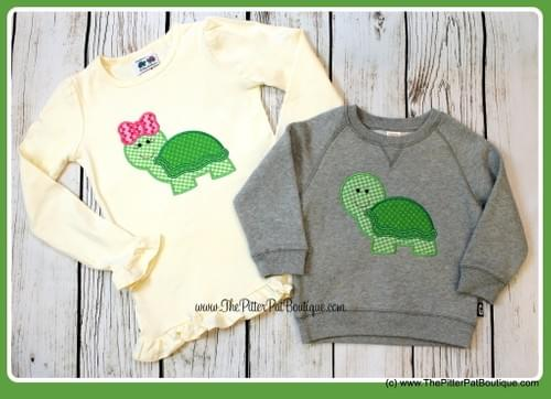 Little Happy Turtles - Boy/Girl
