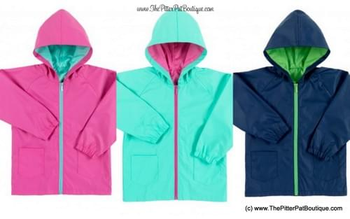 Childrens Rain Jackets