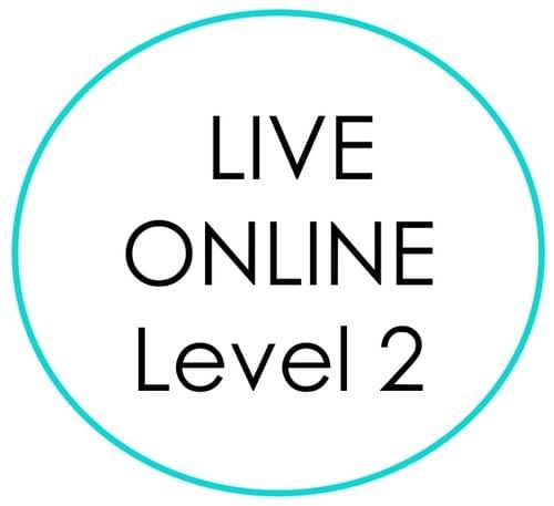 LIVE ONLINE Level 2