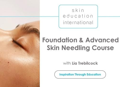 Updated Advanced Skin Needling Manual - 2020