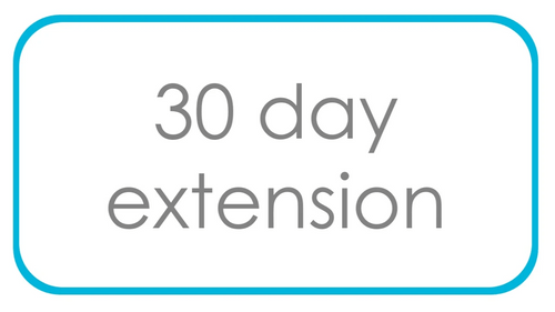 30 Day Course Extension