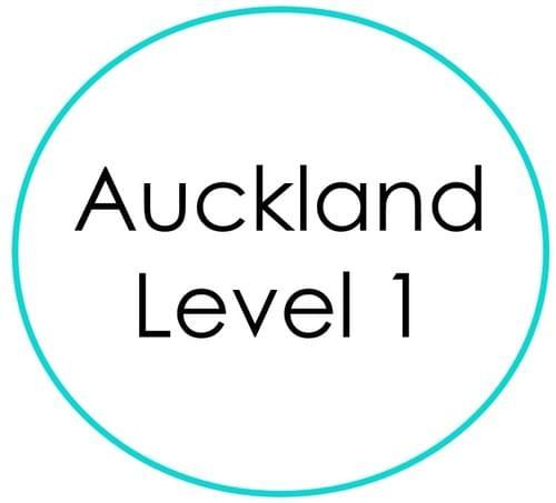 Auckland Level 1