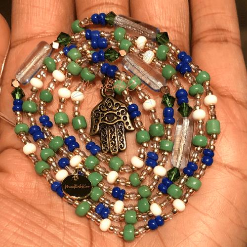 MaeRahKee Custom Waist Beads