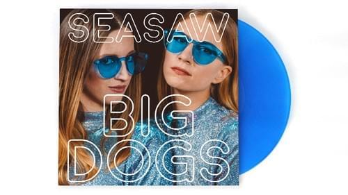 "'Big Dogs' 12"" Blue Vinyl"