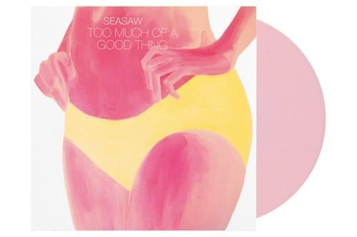 """'Too Much...' - 12"""" Pink Vinyl"""