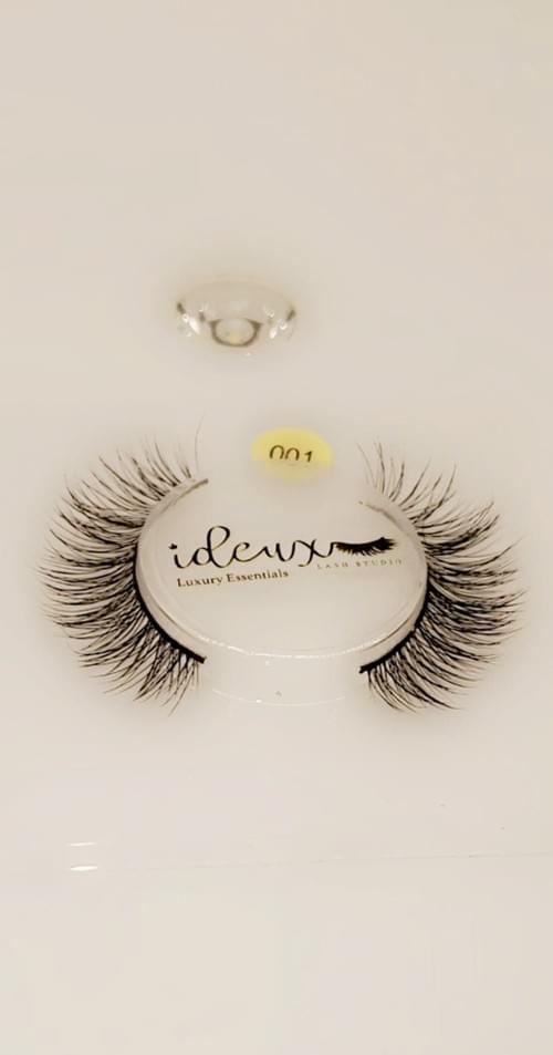 Vintage Black Strip Lash Kollection