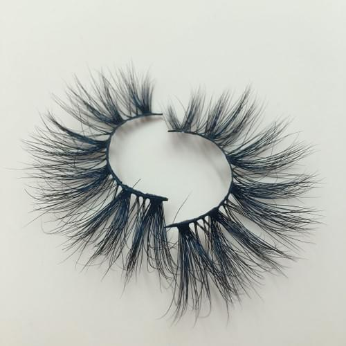 Chic 3D Mink Strip Lashes