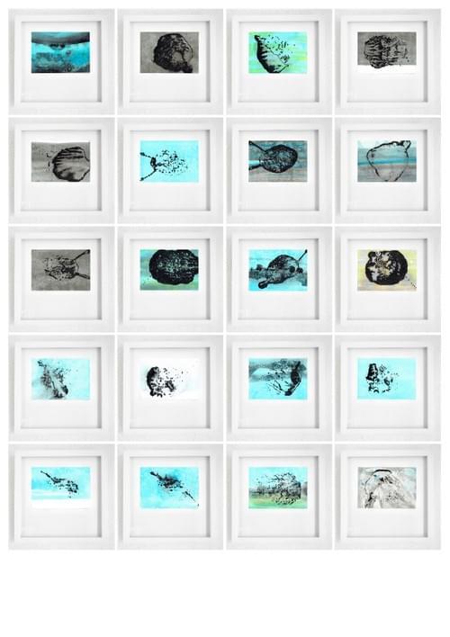 Übersicht der Serie Water Creatures