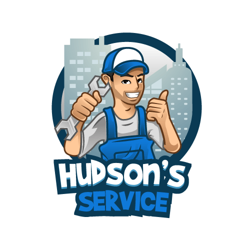 Mechanic Logo w/ Mascot