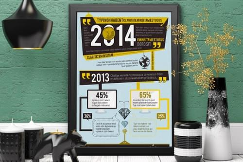 Cool Infographics Template