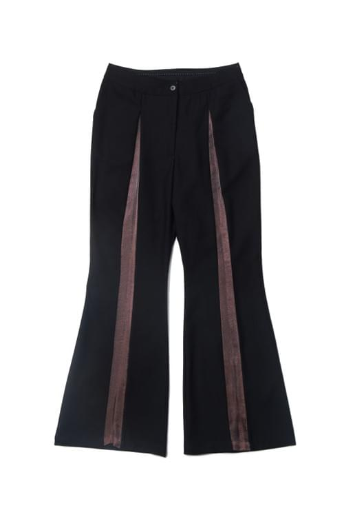 2018A/W FLARE TROUSERS