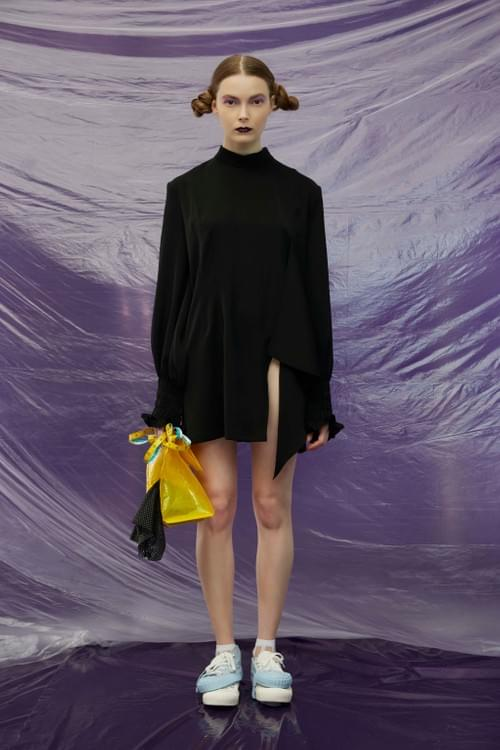 2018A/W SLIT DRESS