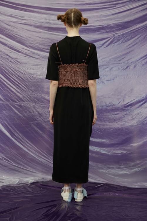 2018A/W LONG DRESS