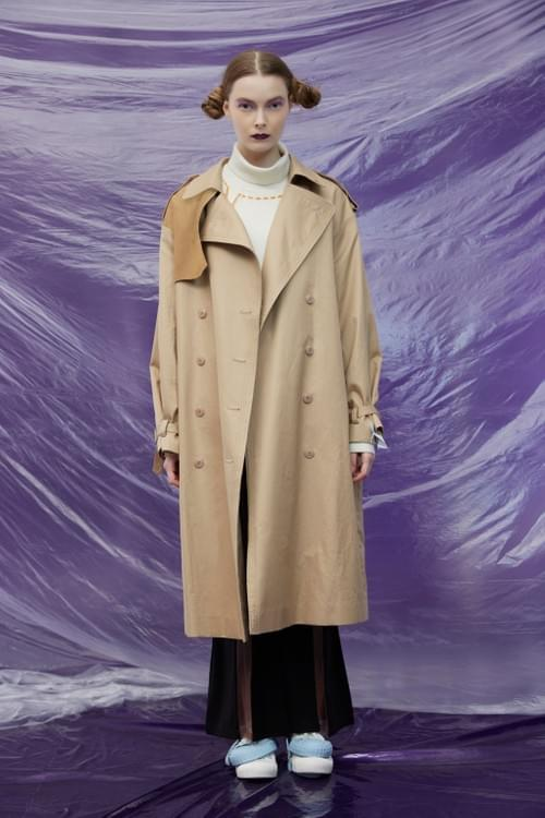 2018A/W TRENCH COAT
