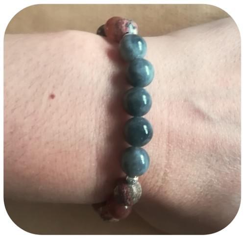 Bracelet Stabilité et Clairvoyance