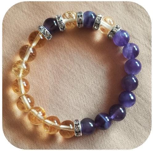 Bracelet Protection, Apaisement et Optimisme