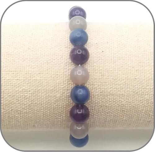 Bracelet Apaisement et clarté de Soi